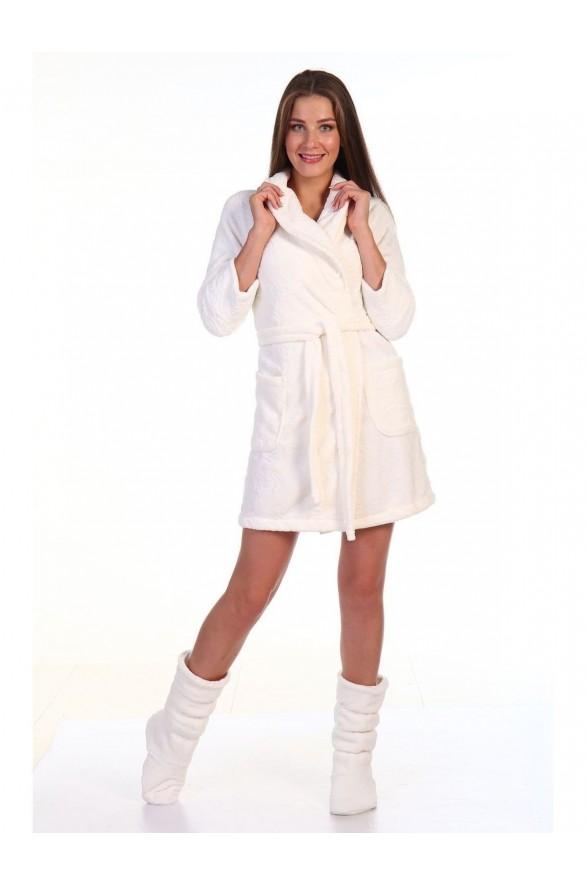 Женский халат Мотив (Модель - motiv)