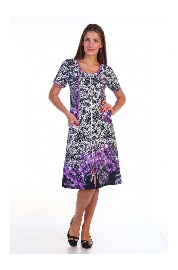 Женский халат Пион (Модель - pion)