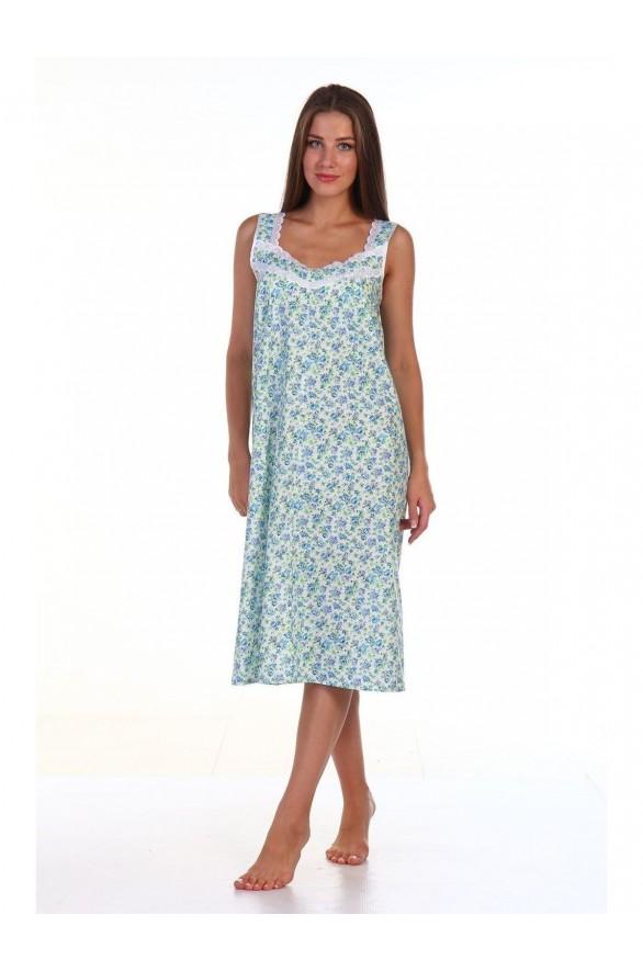 Женская ночная сорочка №3 (3874-No3)