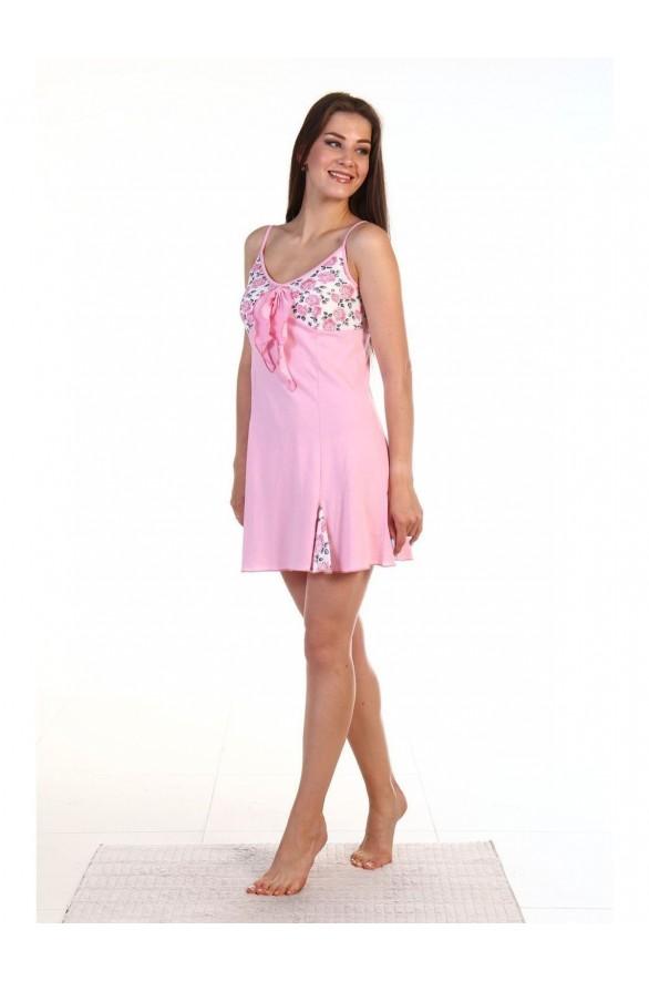 Женская ночная сорочка Соцветие (Модель - sotsvetie)