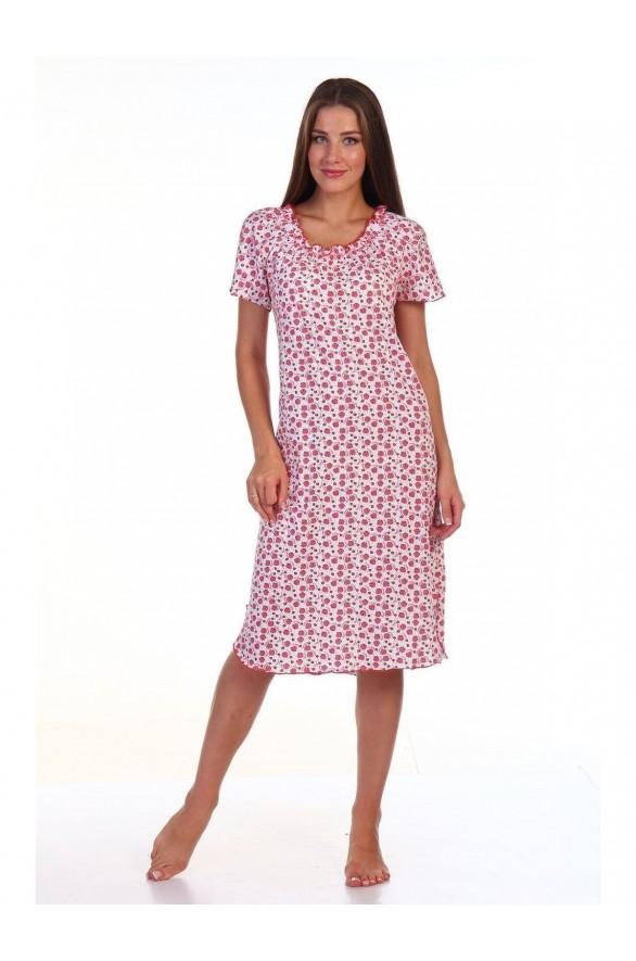 Женская ночная сорочка Фиалка (3892-fialka)
