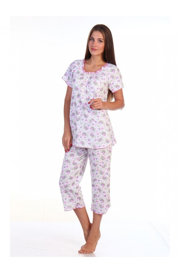 Женская пижама Фиалка (3900-fialka)