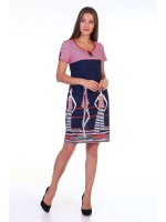 Женское платье Волна (Модель - volna)