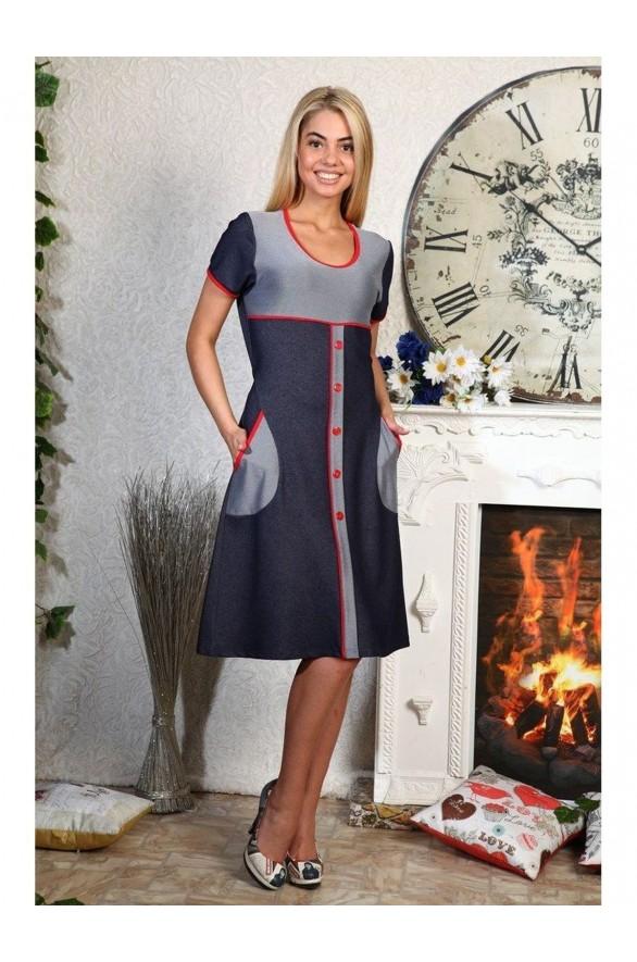 Женское платье Джинс (3913-dzhins)