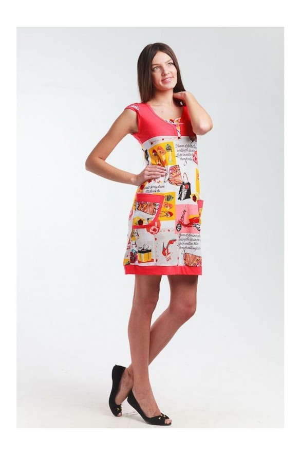 Женское платье Кармен (3915-karmen)