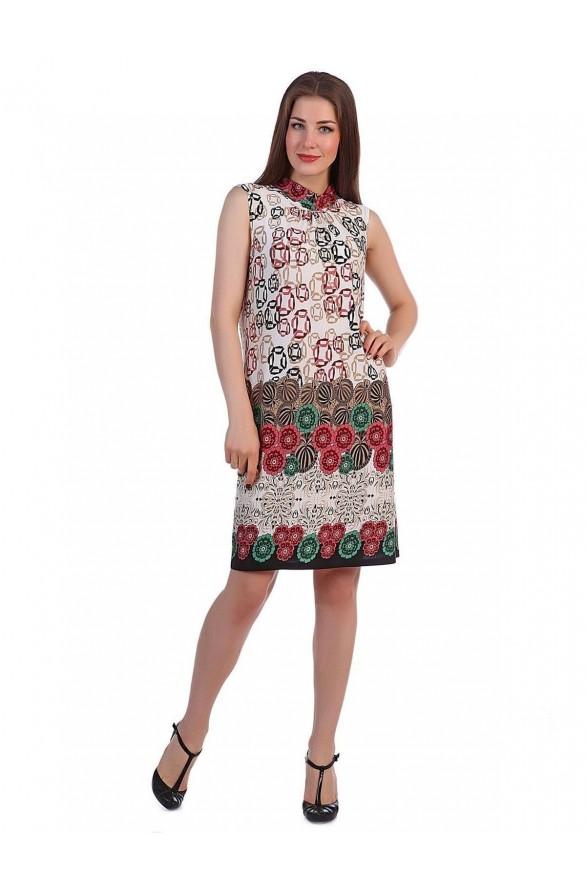 Платье Одри масло