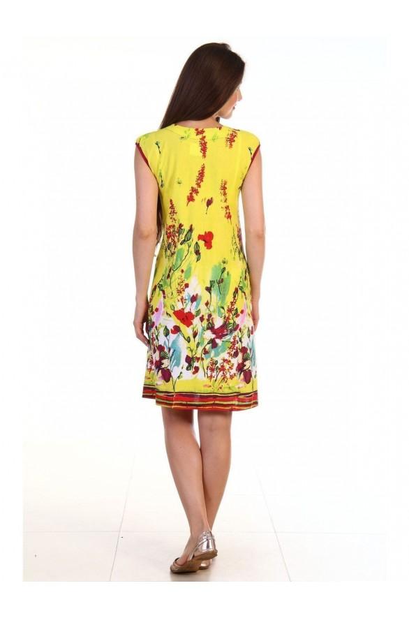 Женская туника Лаванда (Модель - lavanda)