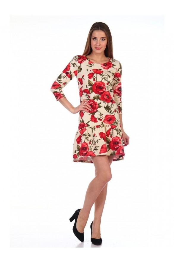 Платье Ворожея капитоний
