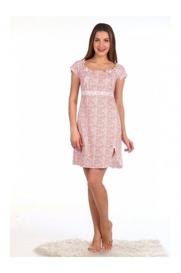 Женская ночная сорочка Эмилия (Модель - emiliya)