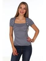 Женская футболка Морячка (Модель - moryachka)