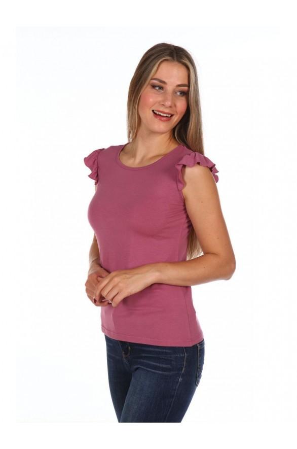 Женская футболка Эвридика (Модель - evridika)