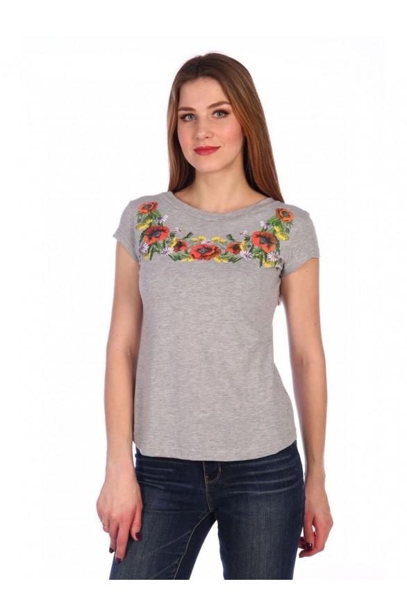 Женская футболка Флоренция (Модель - florentsiya)
