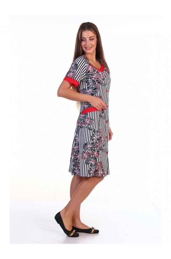 Женский халат Подсолнух (Модель - podsolnuh)