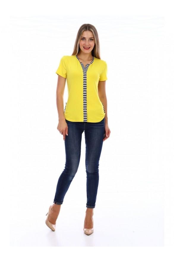 Женская блуза Паулина (Модель - paulina)