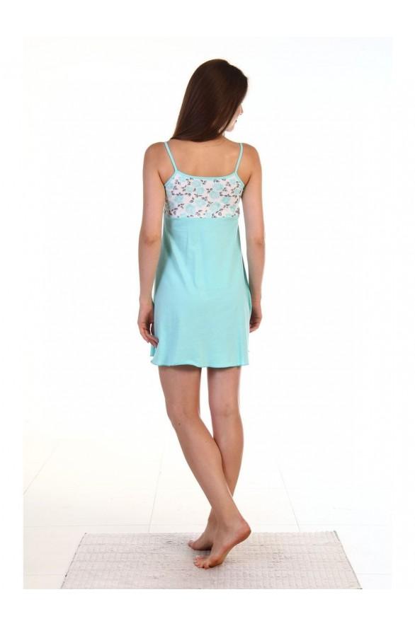 Женская ночная сорочка Соцветие (4368-sotsvetie)