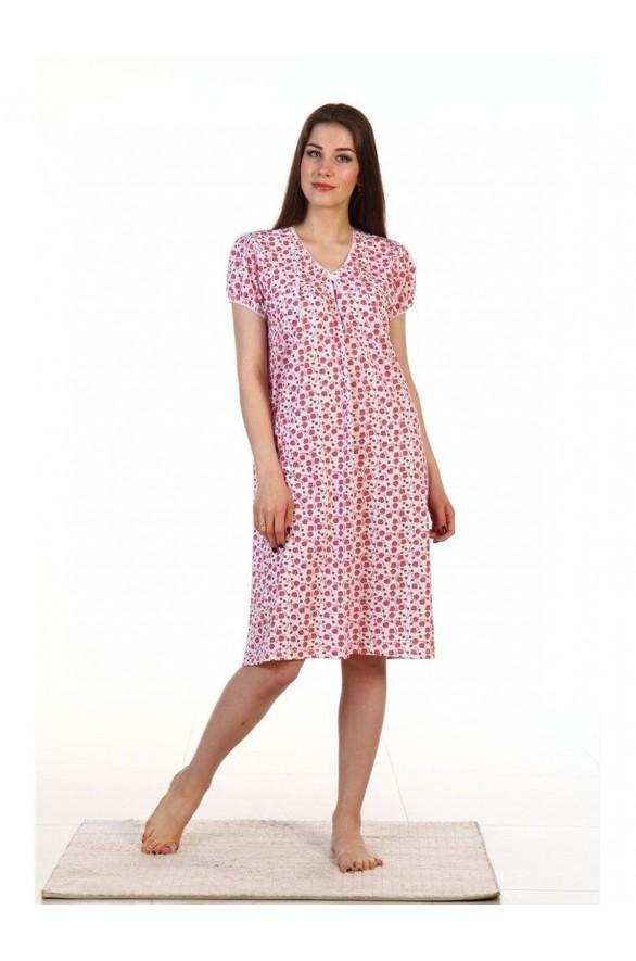 Женская ночная сорочка Ажур (Модель - azhur)