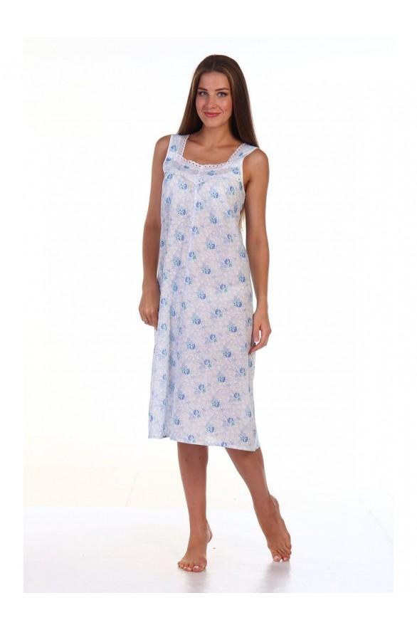 Женская ночная сорочка №3 (4380-No3)