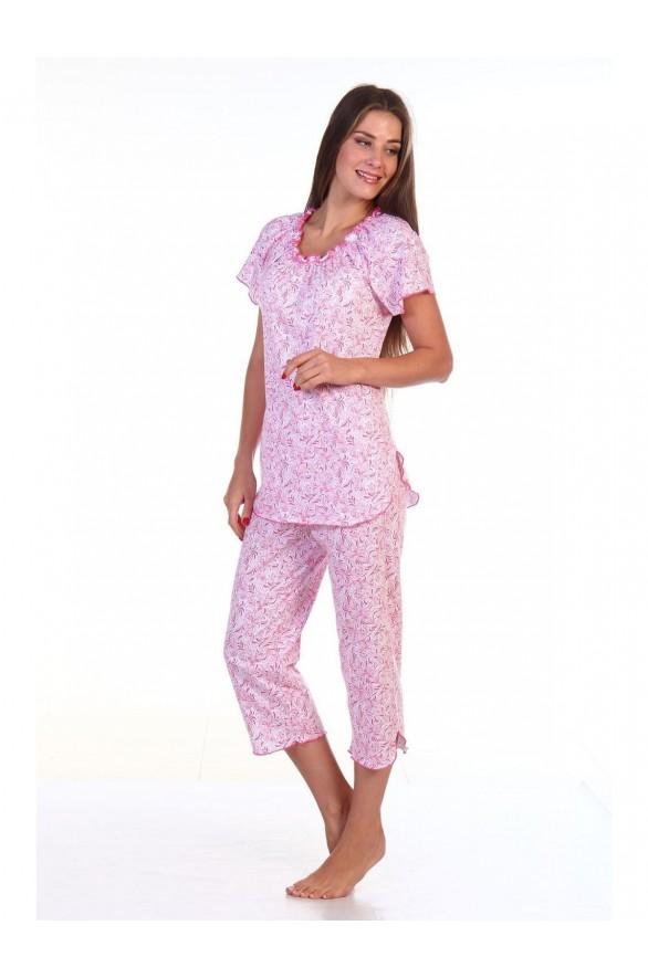 Женская пижама Фиалка (4388-fialka)