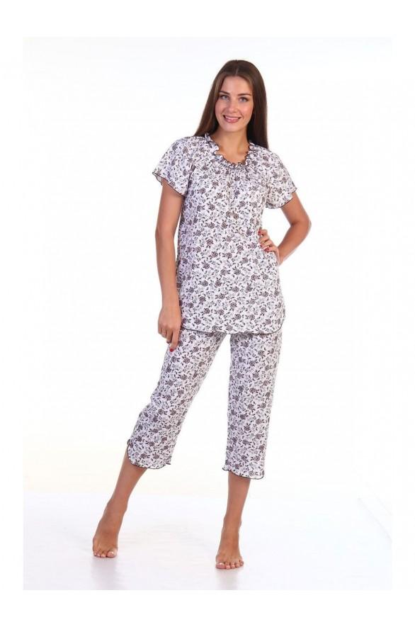 Женская пижама Фиалка (Модель - fialka)