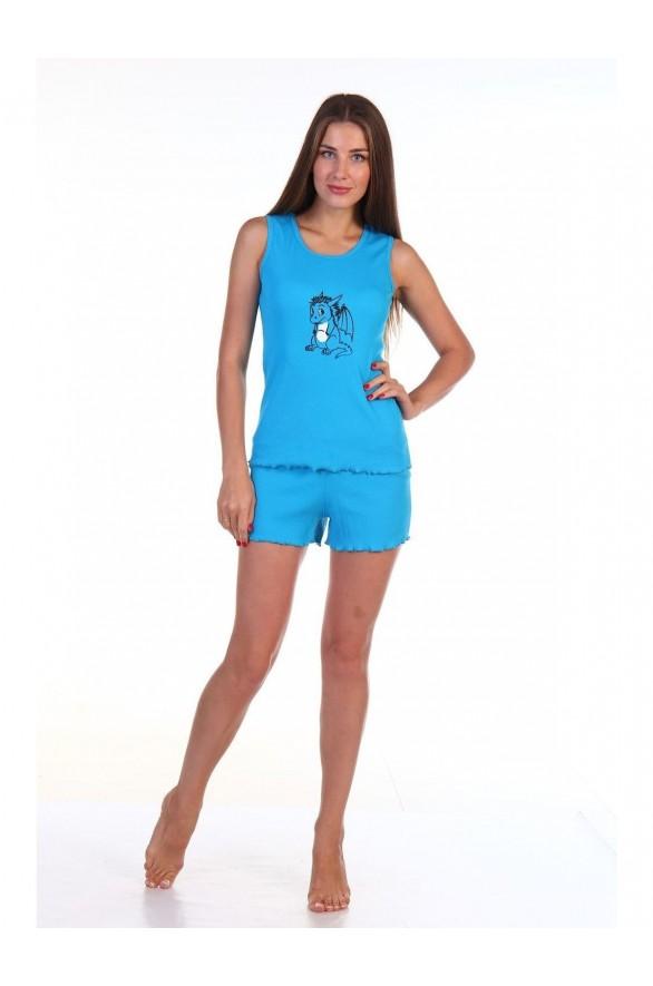Пижама Лана кашкорсе