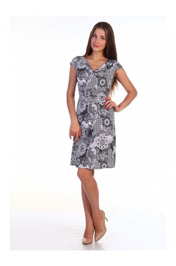 Платье Качели масло