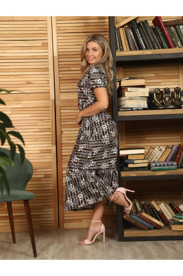 Женское платье Пелагея (Модель - pelageya)