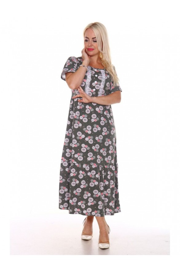 Платье Россиянка кулирка