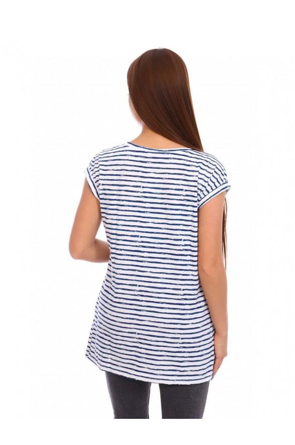 Женская футболка Европа (Модель - evropa)
