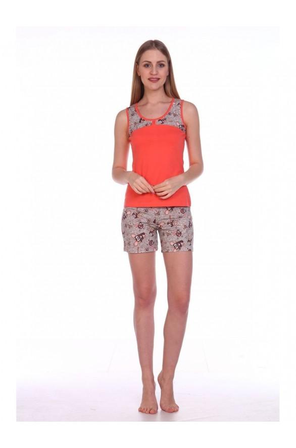 Пижама Травиата кулирка