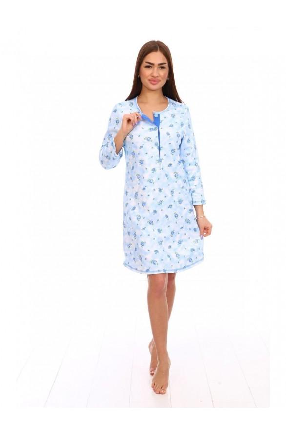Женская ночная сорочка Полянка (4712-polyanka)