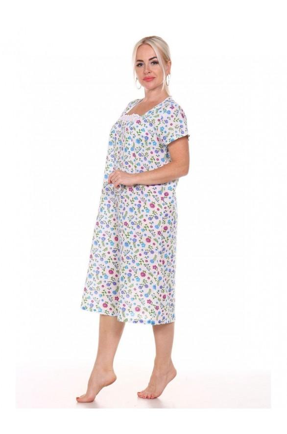 Женская ночная сорочка №15 (4714-No15)
