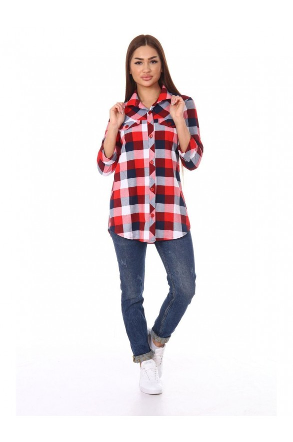 Рубашка Регина кулирка