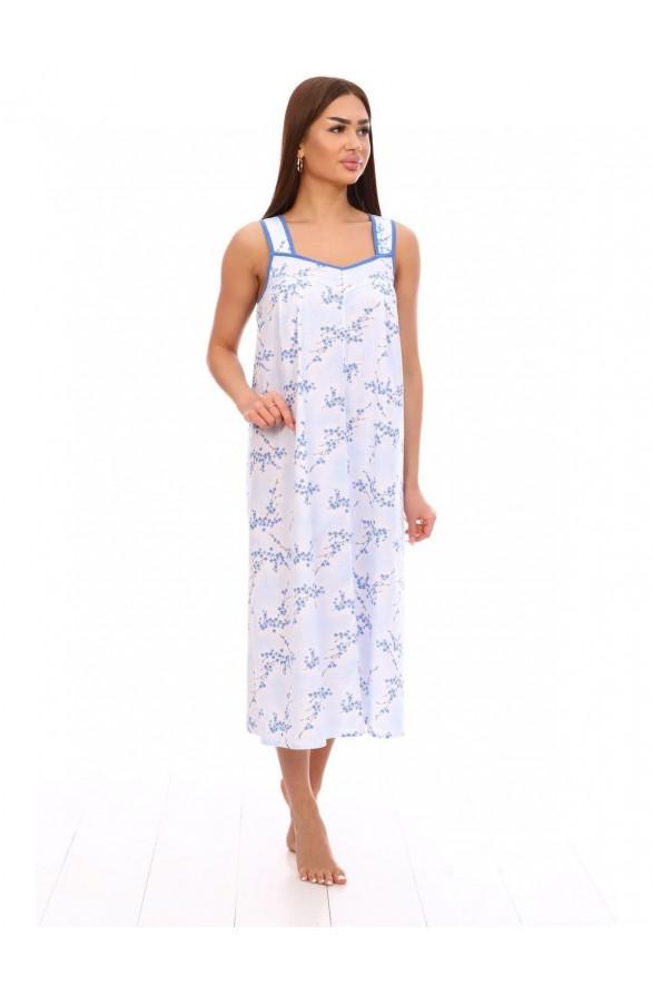 Женская ночная сорочка Октябрина (Модель - oktyabrina)
