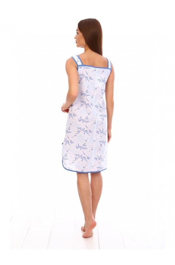 Женская ночная сорочка №3 без кружева (4822-No3)